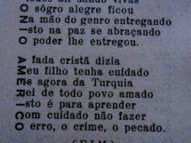 O caso Antônio Américo