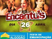Festa de Emancipação de Algodão de Jandaíra 5