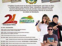 Festa da Emancipação de Marizópolis 7
