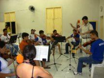 Orquestra de Cordas da FELC 10