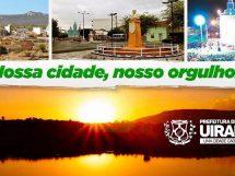 facebook - prefeitura municipal de uirauna