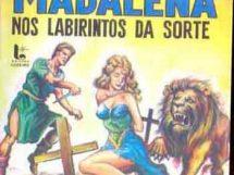 Dimas e Madalena nos labirintos da sorte- Manoel Pereira