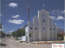 Igreja de Nossa Senhora do Desterro- Baraúna