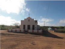 Igreja de Santo Antônio do Sítio Pinhões em 2018