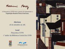 Exposição Rossini Perez Gravuras