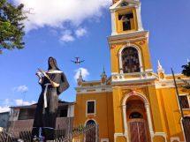 Santuário Santa Rita de Cássia perfil