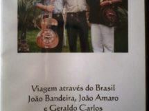 DVD's de cantorias João Bandeira de Caldas1