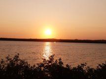 Pôr do sol do Jacaré 1