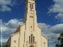 São Sebastião do Umbuzeiro - Igreja São Sebastião