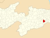 Mogeiro Localização