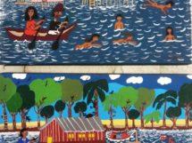 Arte Naif por Lu Maia