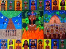 Arte Naif por Lu Maia02