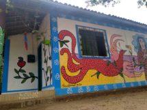Galeria de Chã de Jardim. Artista Clóvis Junior (PB)