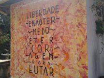 Galeria de Chã de Jardim. Artista Guilherme Mendicelli ( SP)