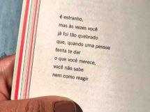 Trecho do livro Só você pode curar seu coração quebrado - Jey Leonardo