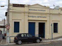 Biblioteca Municipal José Rodrigues de Carvalho em Guarabira