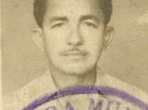 João Vicente da Silva em 1971