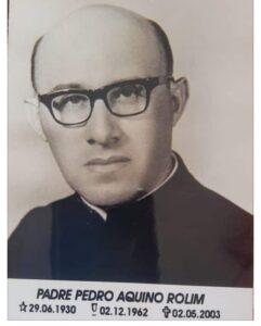 Padre Pedro Aquino Rolim
